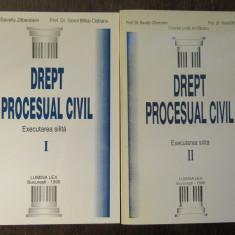 DREPT PROCESUAL CIVIL-SAVELLY ZILBERSTEIN, VIOREL MIHAI CIOBANU 2 VOL.