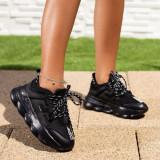 Pantofi sport dama negri Yolinia