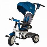 Tricicleta pliabila Urbio Air Coccolle, Albastru