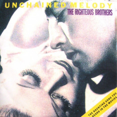 """The Righteous Brothers - Unchained Melody Disc vinil single 7"""""""