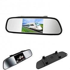Monitor tip oglinda de 5 pentru camera marsarier  AL-060320-15