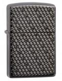Cumpara ieftin Brichetă Zippo 49021 Armor, Deep Carved Hexagon Design