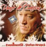 CD Ștefan Hrușcă – Urare De Crăciun...de la Evenimentul Zilei