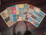 Revista Lumea (numere din anii 1973-1978)