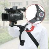 Suport de umar pt. camere DSLR, Video, Mirrorless, reglabil, filet 1/4