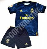 Compleu Echipament fotbal pentru copii REAL MADRID HAZARD NR. 7