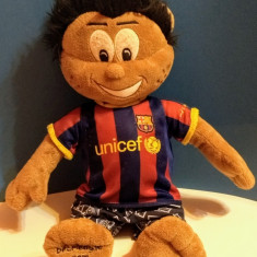 Mascota fotbal - FC BARCELONA