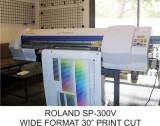 Imprimanta  cutter-plotter Roland SP-300V