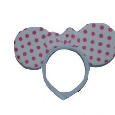Cordeluta pentru fetitecu urechi de Minnie-Midex E5291-R, Roz