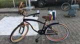 Bicicleta cruiser ,trei viteze,roti de 26 inch