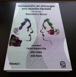 Compendiu de chirurgie Oro-maxilo-faciala de Alexandru Bucur Vol. 1
