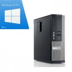 PC Refurbished Dell Optiplex 390 sff, i3-2100, Windows 10 Pro