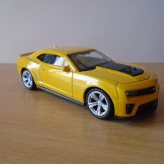 Macheta auto Chevrolet Camaro ZL1, Welly, 1:43