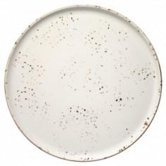 Platou pentru pizza din portelan, 32cm, Bonna-Grain, 0101127