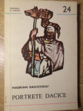 PORTRETE DACICE-HADRIAN DAICOVICIU