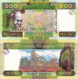 GUINEEA 500 francs 2015 UNC!!!