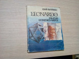 LEONARDO - Structuri Geometrico-Plastice - Zamfir Dumitrescu  -1988,y 154 p.