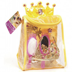Rucsac accesorii Belle, 8 piese, Multicolor