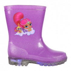 Cizme de cauciuc Cerda Shimmer and Shine Mov 25