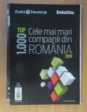 Top 1000 cele mai mari companii din Romania 2019 - Anuar Ziarul Financiar