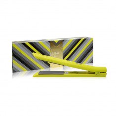 Placa de indreptat parul Ultra Silk Titanium Pro Styler  Yellow 1″