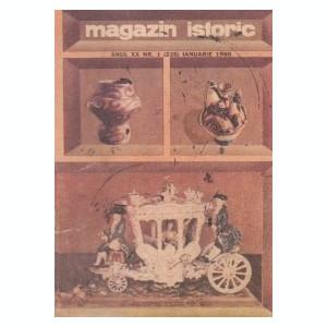 Magazin Istoric, Ianuarie 1986