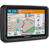 Sistem de navigatie Garmin Dezl 580 LMT-D, diagonala 5, Soft camion, Full Europe + Update gratuit al hartilor pe viata