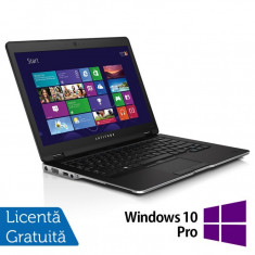 Laptop DELL Latitude 6430U, Intel Core i5-3427U 1.80GHz, 16GB DDR3, 260GB SSD, 14 Inch + Windows 10 Pro