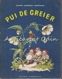 Cumpara ieftin Pui De Greier - Domnita Georgescu Moldoveanu - Ilustratii: V. Grescenco