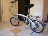 Bicicleta pliabila Scamper