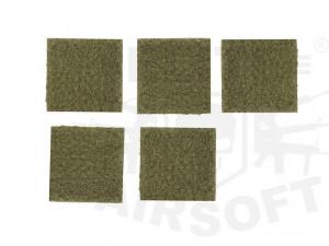 Patch set casca mod. 3 - Olive