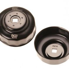 Cheie filtre de ulei 76mmx14 laturi