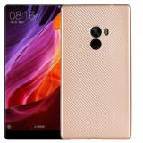 Husa Xiaomi Mi Mix i-Zore Carbon Fiber Auriu, Carcasa