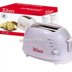 Toaster Prajitor de Paine 2 Felii Zilan ZLN7611 700W