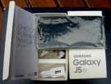 Telefon Samsung Galaxy J5 2016 ca si nou , in cutie + accesorii, 16GB, Negru, Vodafone