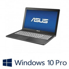 "Laptop Refurbished Asus Q550LF-BBI7T07 15.6"" FHD Touch, i7-4500U, Win 10 Pro"