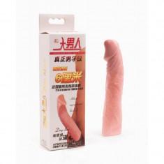 Prelungitor Penis Realistic 4x19cm