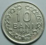 ROMANIA, 10 BANI 1956_XF * cod 129