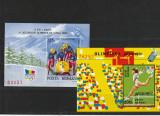 Olimpiade 1992 ,colite nadantelate ,  Romania.