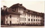 4482 - Rm. VALCEA, Seminarul Teologic - old PC, CENSOR, real PHOTO - used - 1943, Circulata, Fotografie