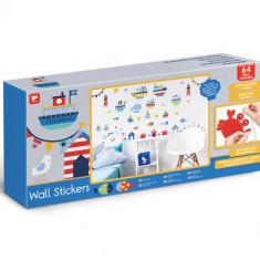 Kit Decor Sticker Nautic, Walltastic