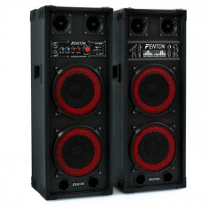 Fenton SPB-28, set de boxe activ/pasiv 2x20cm 800W