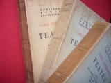 CAMIL  PETRESCU  -  TEATRU  ( 1946, trei volume de colectie,peste 1700 pagini )*