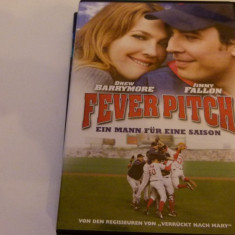 fever pitch - dvd