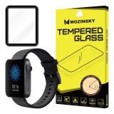Folie Xiaomi Watch, Super Rezistenta, Cu Rama, Case Friendly, Wozinsky, Negru