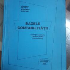 C. Caraiani, L. Olimid, Bazele contabilității, București 2000