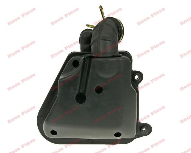 Filtru aer scuter Yamaha Jog Minareli orizontal (negru)