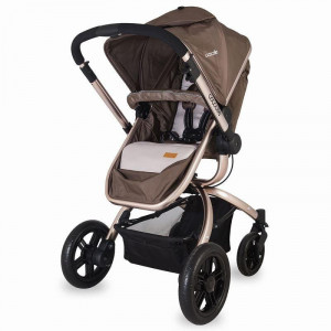 Carucior transformabil 3 in 1 COCCOLLE Oro