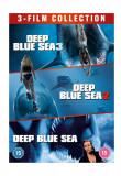 Filme Deep Blue Sea Trilogy DVD Originale si Sigilate, Engleza, paramount