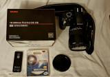 Nikon D3000 + Sigma 18-200 F3.5-6.3 DC OS + accesorii